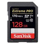 SanDisk Extreme Pro SDXC 128GB Speicherkarte für 27,84€ (statt 36€)