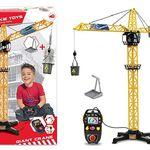 Abgelaufen! Dickie Toys elektrischer Spielzeug Kran (100cm, ferngesteuert) für 9,99€ (statt 18€) – Prime