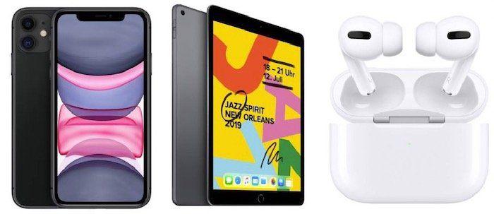 Conrad: 10% Rabatt auf fast ALLES (auch Apple) mit Kundenkarte   z.B. iPad Pro 11 2020 128GB für 771,16€ (statt 835€)