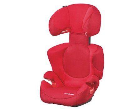 Maxi Cosi Rodi XP Kindersitz ab 3,5 Jahren in Poppy Red für 64,99€(statt 90€)