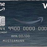 Amazon VISA Kreditkarte mit 30€ Startguthaben + bis zu 3% Cashback bei Amazon Einkäufen