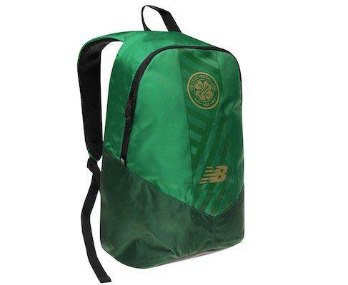 New Balance Celtic Glasgow FC Rucksack für 12,83€ (statt 20€)