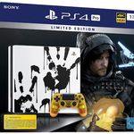 PlayStation 4 Pro 1TB + Death Stranding Limited Edition für 389€ (statt 479€)