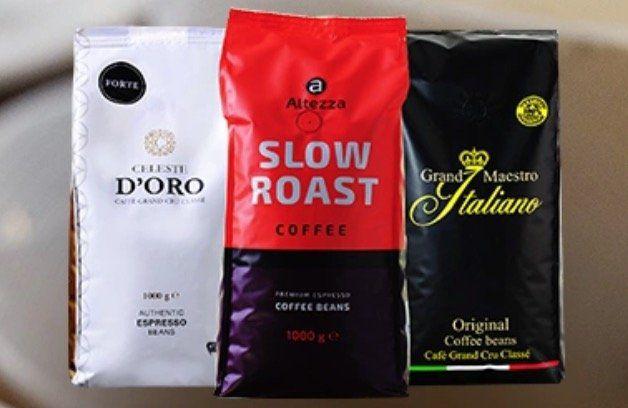 Kaffeevorteil: 3 Packungen Kaffee kaufen + 1 Packung gratis dazu
