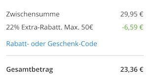 140 seitiges Colorland Fotobuch A4 mit Sichtfenster für 30,25€