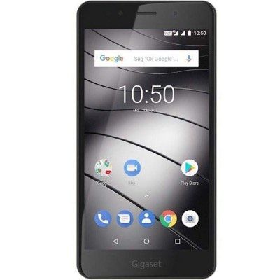 Gigaset GS180 Smartphone 5 Zoll mit 16GB und Pure Android für 49,90€ (statt 115€)