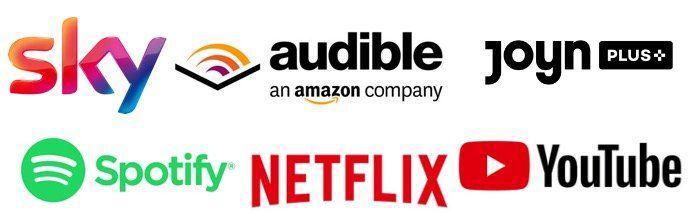🔥 Die besten & günstigsten 🎥 Filme, Serien, Musik, eBooks oder Hörbuch Streaming Deals (Stand: 28. März)