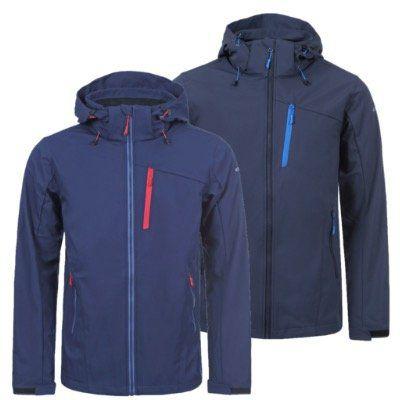 Icepeak Seamus Herren Softshell Jacke in zwei Farben für 39,99€ (statt 72€)