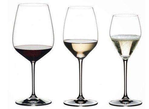 Riedel Kelchglas Set Extreme 12 teilig (4x Rotwein, 4x Weißwein, 4x Sekt) für 55,20€ (statt 90€)