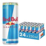 24er Pack Red Bull Energy Drink Sugarfree ab 20,50€ + 6€ Pfand – auch andere Editionen