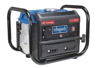 Scheppach SG1000 Stromerzeuger mit Spannungsregler für 89,99€ (statt 103€)