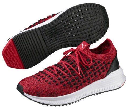 Puma Evolution Avid Fusefit Sneaker in Rot für 24,50€ (statt 49€)   Restgrößen