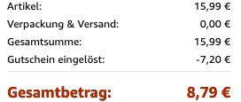 5x YIGII selbstklebende Handtuchhaken aus Edelstahl für 8,79€ (statt 16€)