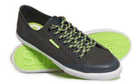 Superdry Pro Hiker niedriger Herren Sneaker für 13,99€   sehr wenig Größen