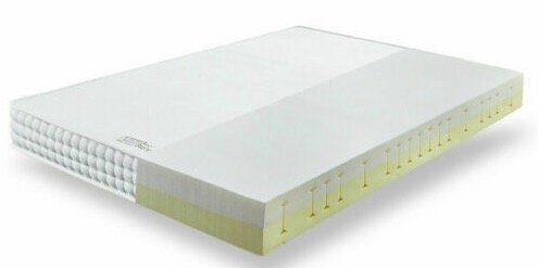 Bedstory 7 Zonen Kaltschaum Matratze in H2+H3 + 140x200cm für 80,99€ (statt 124€)