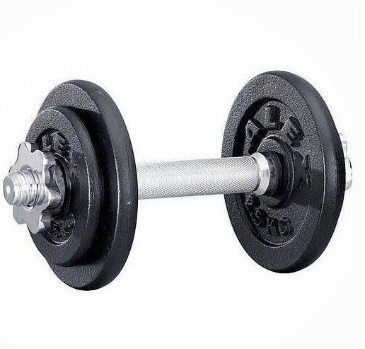 Alex Kurzhantel mit 10kg für 30,94€ (statt 44€) oder 2er Set für 42,92€