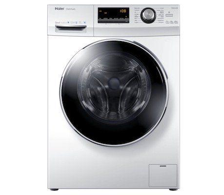 Haier 8kg Direktantrieb Waschmaschine mit A+++ für 339,99€ (statt 399€)   20 Jahre Garantie auf den Motor!