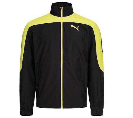 Puma Evostripe Woven Herren Trainingsjacke für 13,95€(statt 20€)