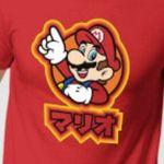 Nintendo T-Shirt + Metal Print Poster für 26,99€ (statt 41€)
