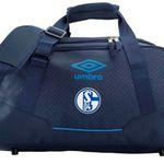 Umbro FC Schalke 04 Sporttasche Accuro Small Holdall in Navy-Blau für 14,99€ (statt 26€)