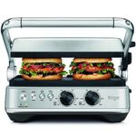 Sage Appliances SGR700 BBQ & Press Kontakt-Grill für 139€ (statt 174€)