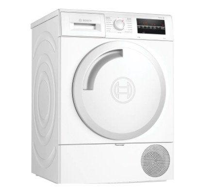 Bosch WTR854A8 Wärmepumpentrockner mit 8kg und A+++ für 559€(statt 703€)