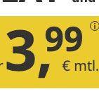 AirPods 2 inkl. wireless Ladecase für 19€ + o2 Flat mit unlimited LTE für 34,99€ mtl.