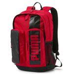 Puma Deck II Unisex Rucksack in Rot für 13,30€ (statt 27€)
