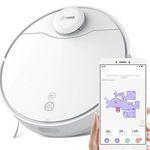 360 S6 Pro LDS Saugroboter mit Wischfunktion + bis zu 300m² Cleaning Area für 452,36€ + gratis wireless In-Ear Kopfhörer