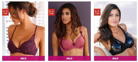 Lascana Sale bis zu 50% Rabatt + 20€ Extrarabatt (MBW 80€) auch auf Sale + VSK frei ab 50€