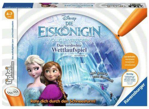 tiptoi Die Eiskönigin: Völlig Unverfroren für 16,14€ (statt 20€)