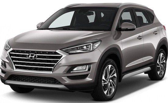 Hyundai Tucson Advantage mit 132 PS im Privatleasing für 139€ mtl.   LF: 0.69
