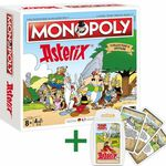 Monopoly Asterix und Obelix Collector's Edition + Top Trumps Quartett für 46,71€ (statt 65€)