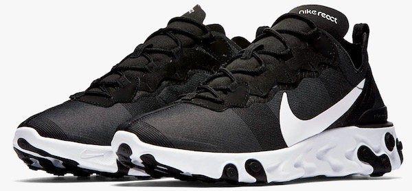 Nike React Element 55 Herren Sneaker in 4 Farben für je 68,23€ (statt 88€)