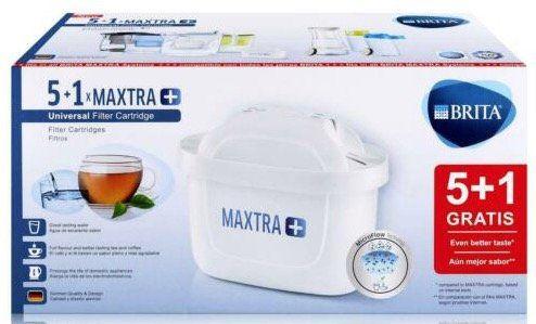 6er Pack Brita Maxtra+ Filterkartuschen für 23,83€