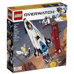 Vorbei! Lego Overwatch Watchpoint: Gibraltar (75975) für 44,99€ (statt 67€)