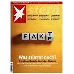 Jahresabo Stern mit 52 Ausgaben für 270,60€ – als Prämie z.B. 215€ BestChoice Gutschein oder 200€ Scheck