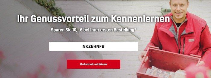 Bei Eismann mit Neukundengutschein ab 30€ MBW Rabatt von 10€