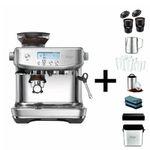 Sage The Barista Pro Espresso-Maschine mit Siebträger aus Edelstahl inkl. Barista Pack für 539,90€ (statt 815€)
