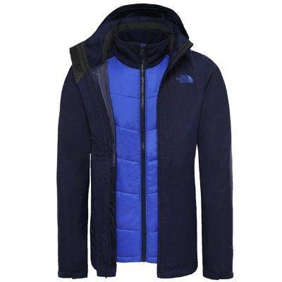 Ausverkauft! The North Face Herren 3 in 1 Jacke Arashi II Triclimate Innenjacke für 80€ (statt 180€)