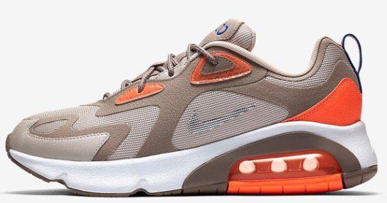 Nike Air Max 200 Winter in zwei verschiedenen Farben für 52,48€ (statt 74€)
