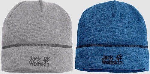 Jack Wolfskin Fleecemütze Skyland Cap für 12,40€ (statt 20€)