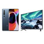 Xiaomi Mi 10 128GB + 32″ Xiaomi TV für 129,95€ + Vodafone Flat mit 20GB LTE für 41,99€ mtl.