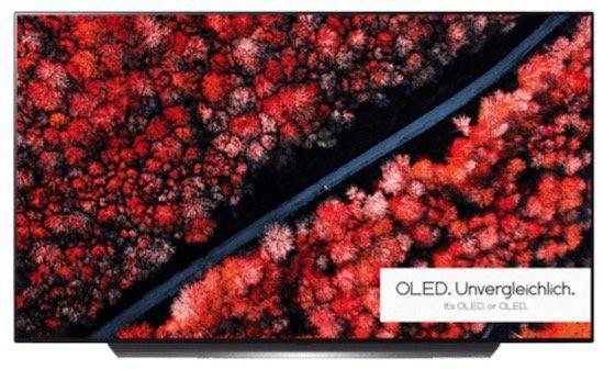 LG OLED55C97LA + Nintendo Switch Lite für 1.333€ (statt 1.477€) + gratis 100€ Lieferando Gutschein