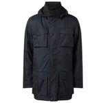 Wellensteyn Vancouver 66 Funktionsjacke mit abnehmbarer Kapuze in Marineblau für 159,99€ (statt 260€)