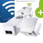 Powerline Adapter Devolo dLAN 550 WiFi Starter Kit + Extra Adapter für 89€ (statt 140€)