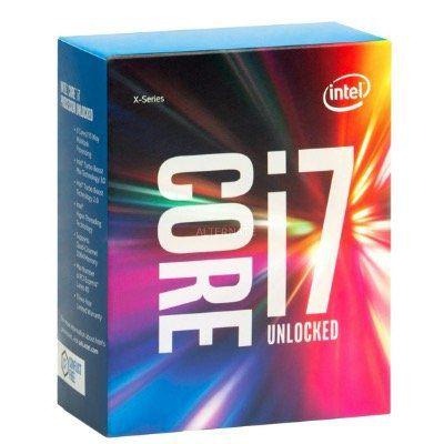 Intel Core i7 6800K 6x 3.4GHz Boxed ohne Kühler für 206,89€ (statt 302€)