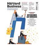 12 Ausgaben Harvard Business manager für 174€ + Prämie: 120€ Verrechnungsscheck