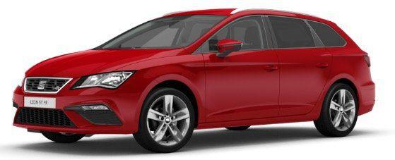 Privat & Gewerbe: Seat Leon Sportstourer TSI 6MT mit 150 PS für 149€ mtl.   LF: 0,53