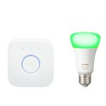 3er Pack Philips Hue White & Color Ambiance E27 Bluetooth Lampen + Bridge für 89€(statt 139€)